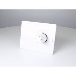 Limitor de temperatura incorporat in perete