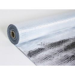 Folie Reflectorizanta Aluminiu  Rola 30m² (20m x 1,5m)