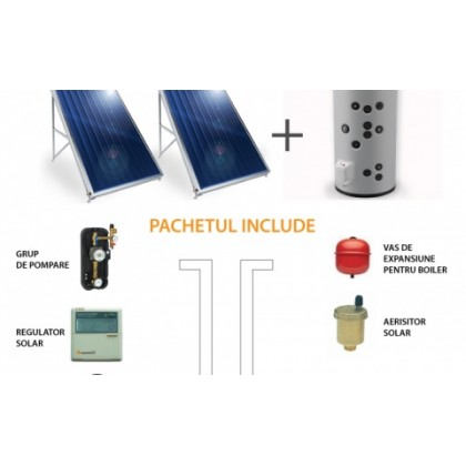 Pachet Solar 3-4 persoane