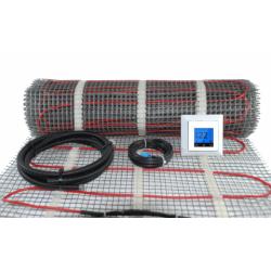 Covor incalzire pardoseala - 1,0m² / 150 Wati