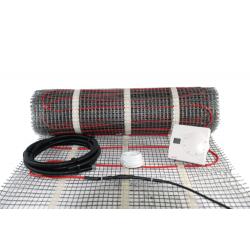 Covor incalzire pardoseala - 2.5m² / 375 Wati