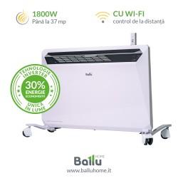 Convector electric Rapid de 1800 W cu Inverter și Wi-Fi
