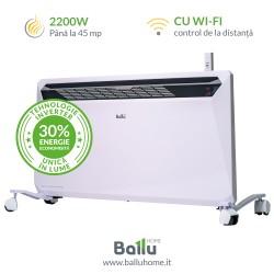 Convector electric Rapid de 2200 W cu Inverter și Wi-Fi