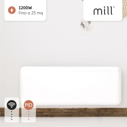 Incalzitor de perete Mill Invisible 1200W