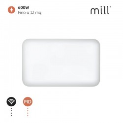 Incalzitor de perete Mill Invisible 600W