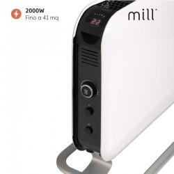 Convector portabil cu convecție instantanee Mill 2000W LED