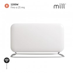 Convector portabil cu convecție WiFi de 1200W Mill